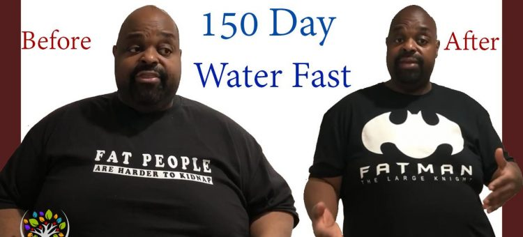 Fasting Fatman 150 Day Fast